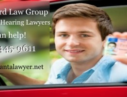 Under 21 DUI Georgia Lawyers